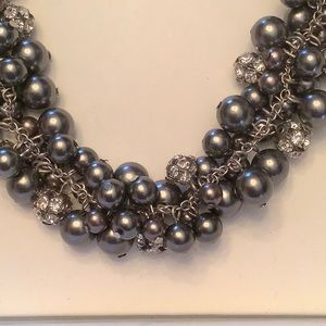 Jewelry - Park Lane grey Pearl Necklace